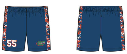 Picture of Team Custom Shorts