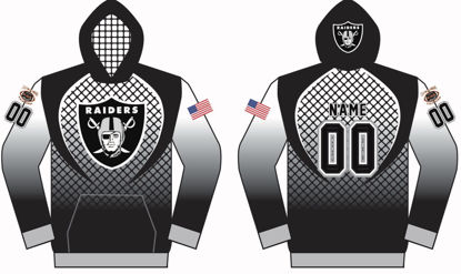Picture of FOOTBALL HOODIE